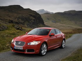 Ver foto 24 de Jaguar XF-R UK 2009