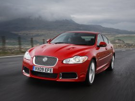 Ver foto 22 de Jaguar XF-R UK 2009