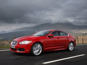 Ver foto 20 de Jaguar XF-R UK 2009
