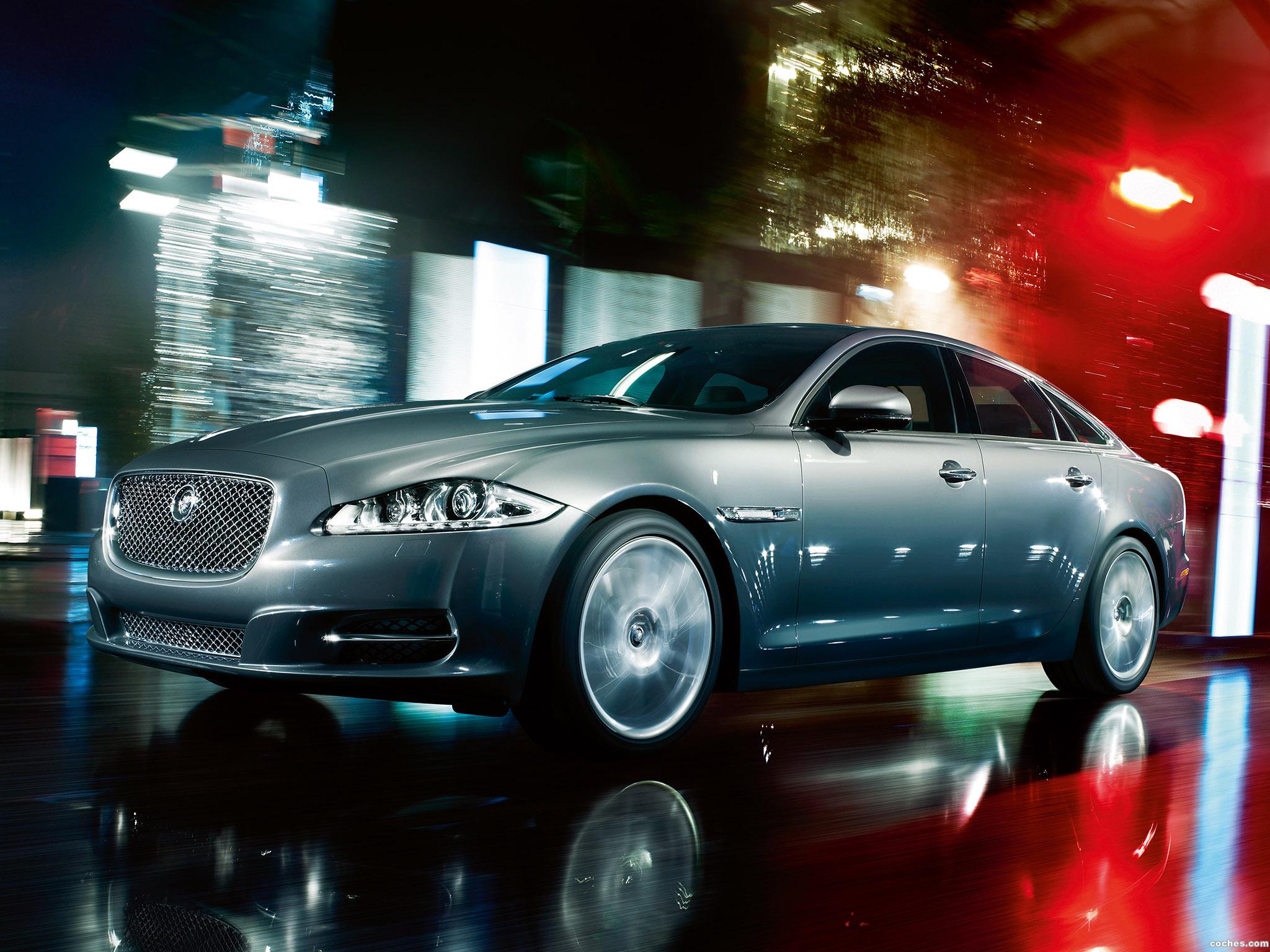 Foto 0 de Jaguar XJ 2009