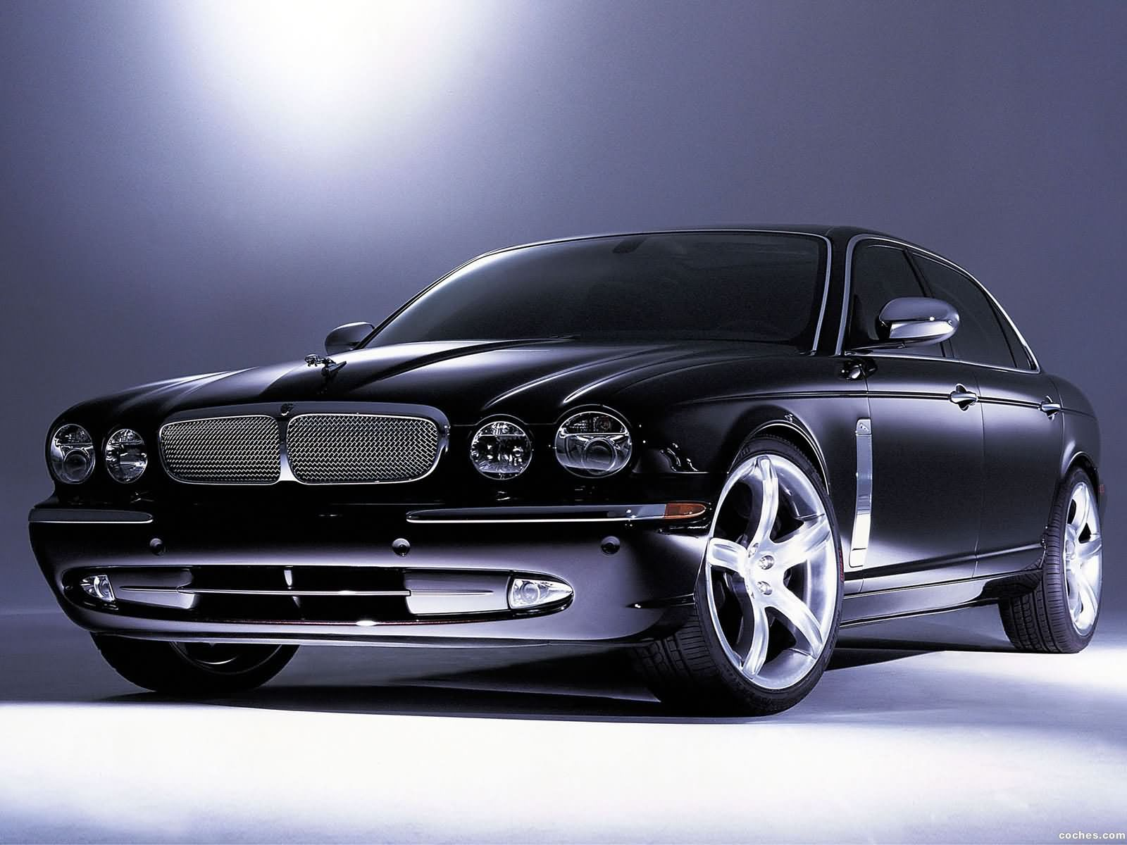 Foto 0 de Jaguar XJ Concept Eight 2004
