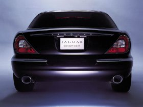 Ver foto 2 de Jaguar XJ Concept Eight 2004