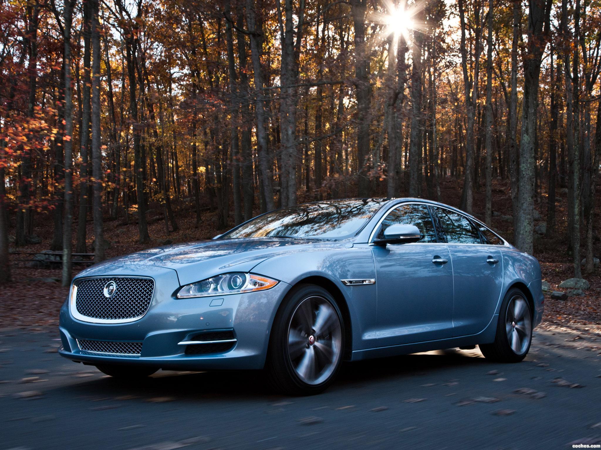 Foto 0 de Jaguar XJ SS USA 2011