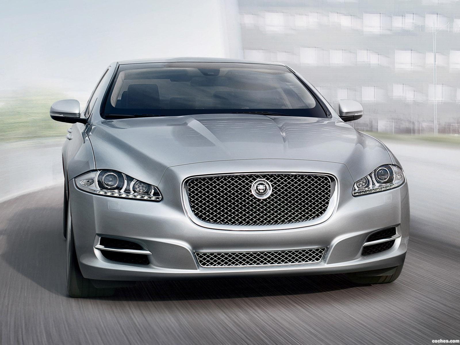 Foto 0 de Jaguar XJ Sentinel 2010