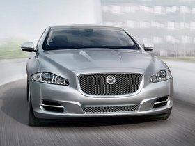 Fotos de Jaguar XJ Sentinel 2010