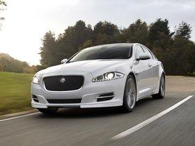 Ver foto 2 de Jaguar XJ Sport Pack 2011
