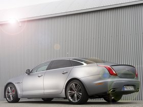 Ver foto 4 de Jaguar XJ Supersport Nurburgring Taxi 2012