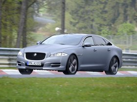 Ver foto 3 de Jaguar XJ Supersport Nurburgring Taxi 2012