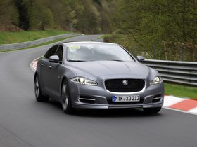 Ver foto 2 de Jaguar XJ Supersport Nurburgring Taxi 2012