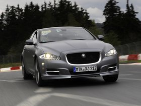 Ver foto 1 de Jaguar XJ Supersport Nurburgring Taxi 2012