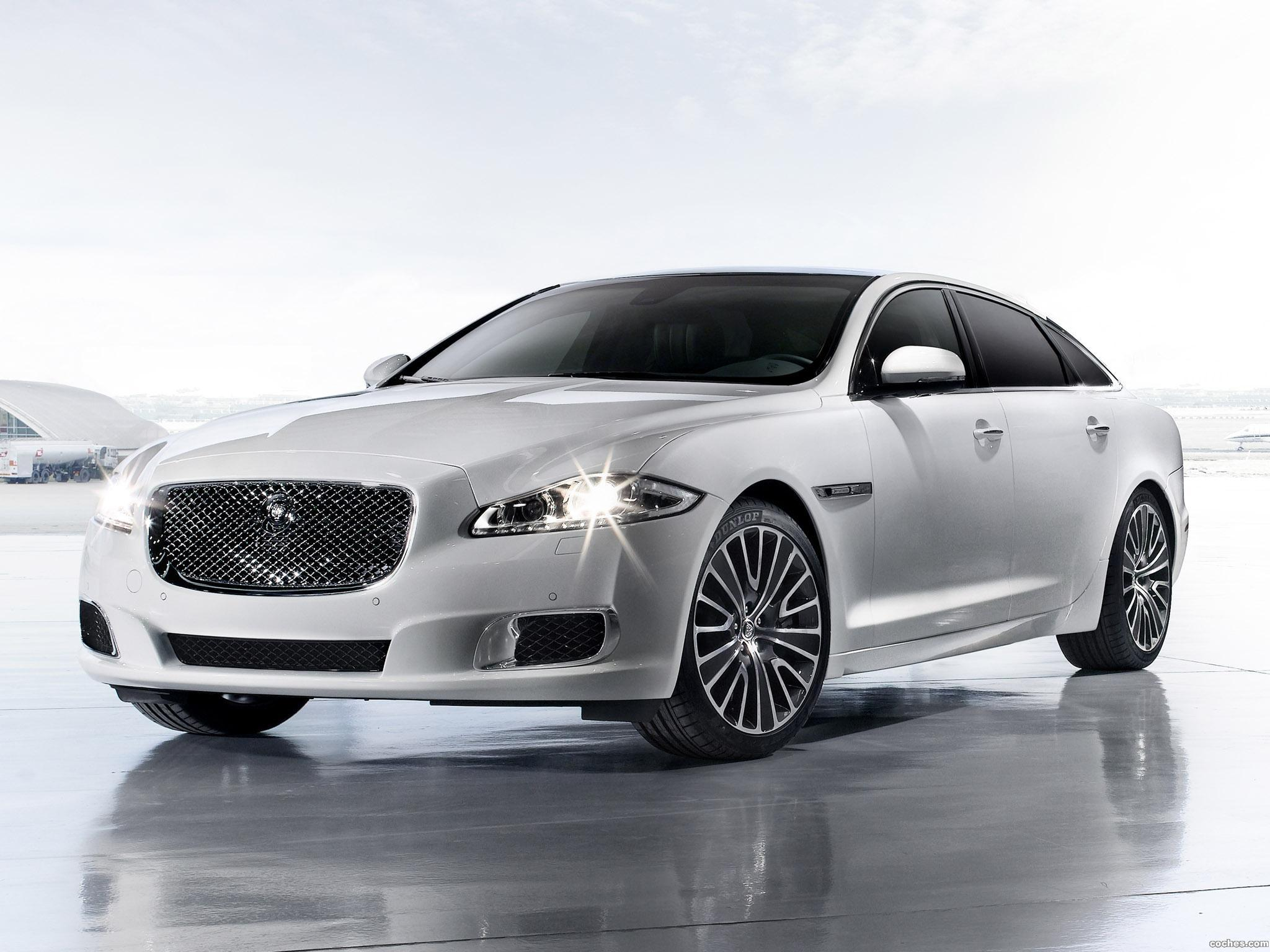 Foto 0 de Jaguar XJ Ultimate 2012