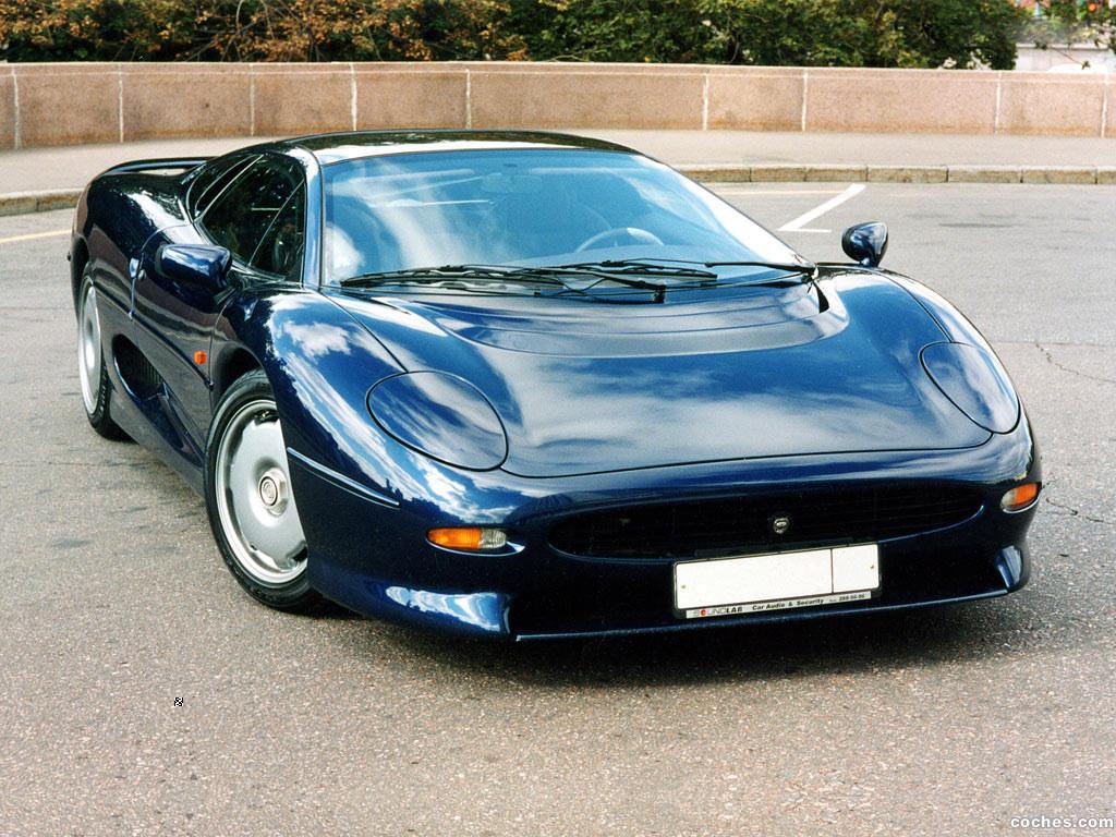 Foto 0 de Jaguar XJ220 1992