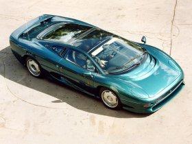 Ver foto 9 de Jaguar XJ220 1992