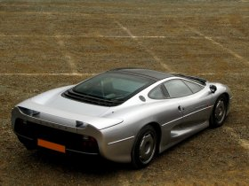 Ver foto 5 de Jaguar XJ220 1992