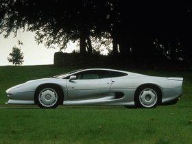 Ver foto 34 de Jaguar XJ220 1992