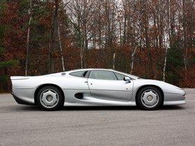 Ver foto 33 de Jaguar XJ220 1992