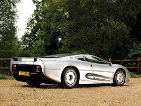 Ver foto 29 de Jaguar XJ220 1992