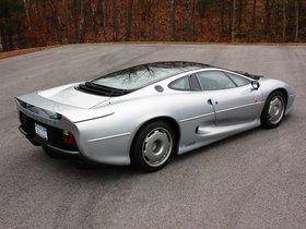 Ver foto 27 de Jaguar XJ220 1992