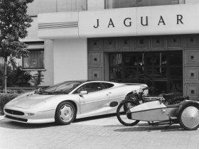 Ver foto 12 de Jaguar XJ220 1992