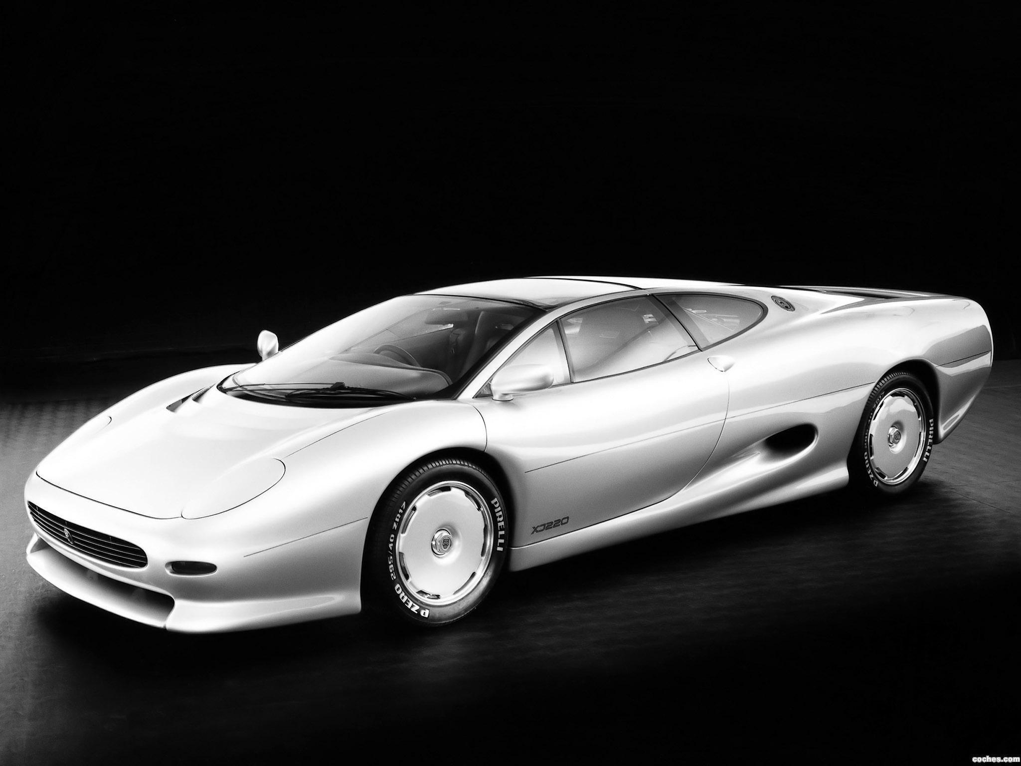 Foto 0 de Jaguar XJ220 Concept 1988