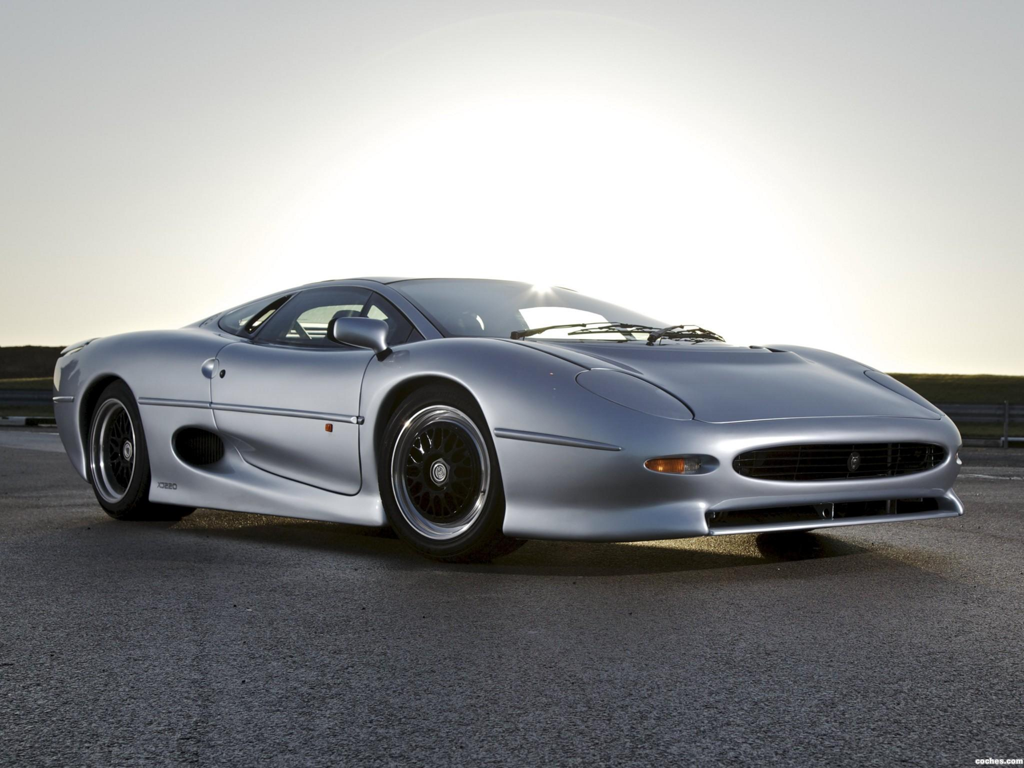 Foto 0 de Jaguar XJ220 Pre-Production Test Car 1992