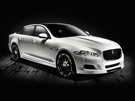 Ver foto 4 de Jaguar XJ75 Platinum Concept X351 2010