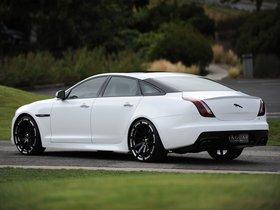 Ver foto 2 de Jaguar XJ75 Platinum Concept X351 2010