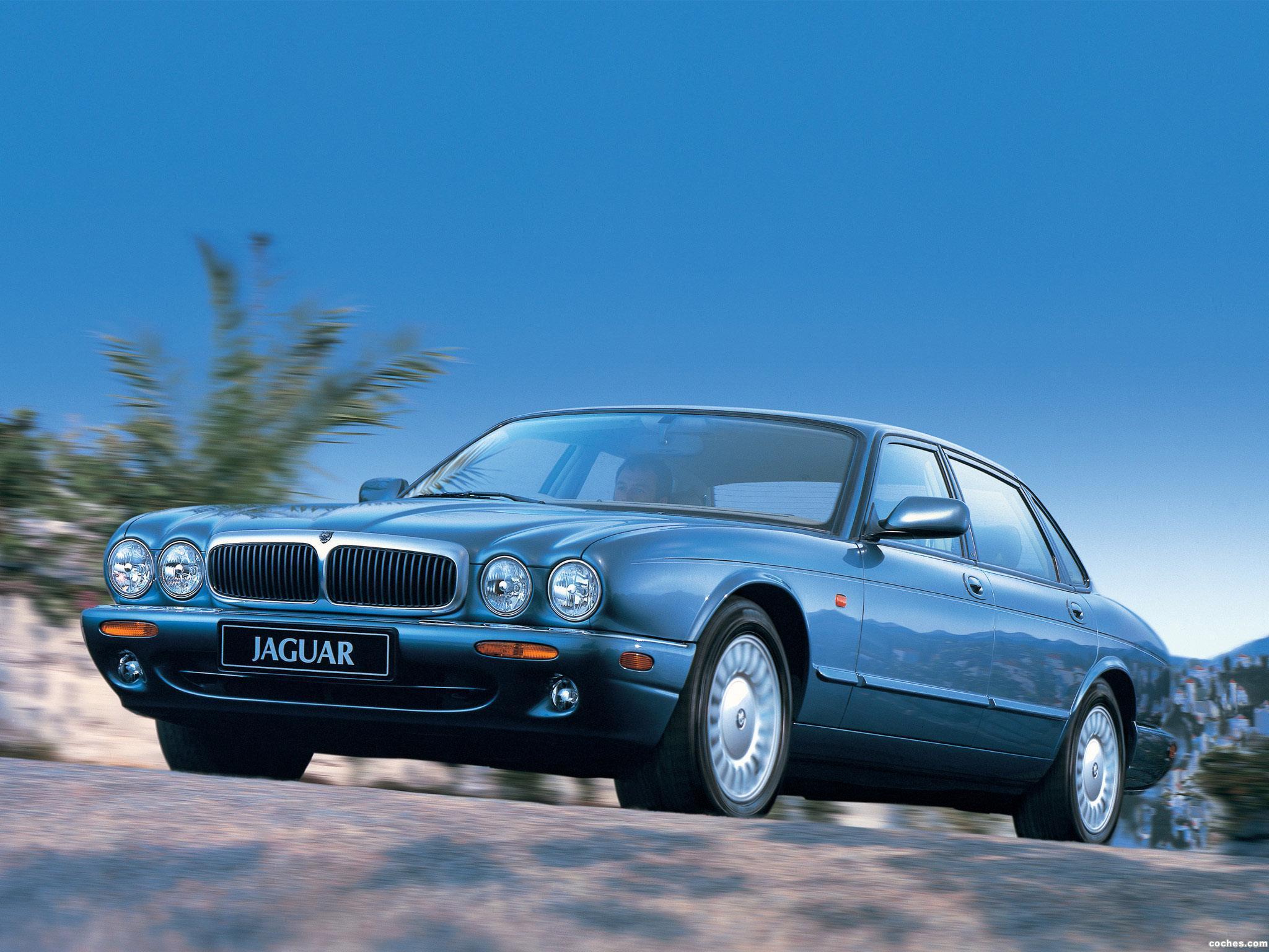 Foto 0 de Jaguar XJ8 X300 1997