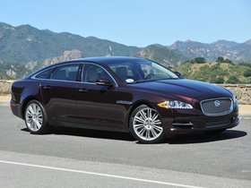 Fotos de Jaguar XJL X351 USA 2010
