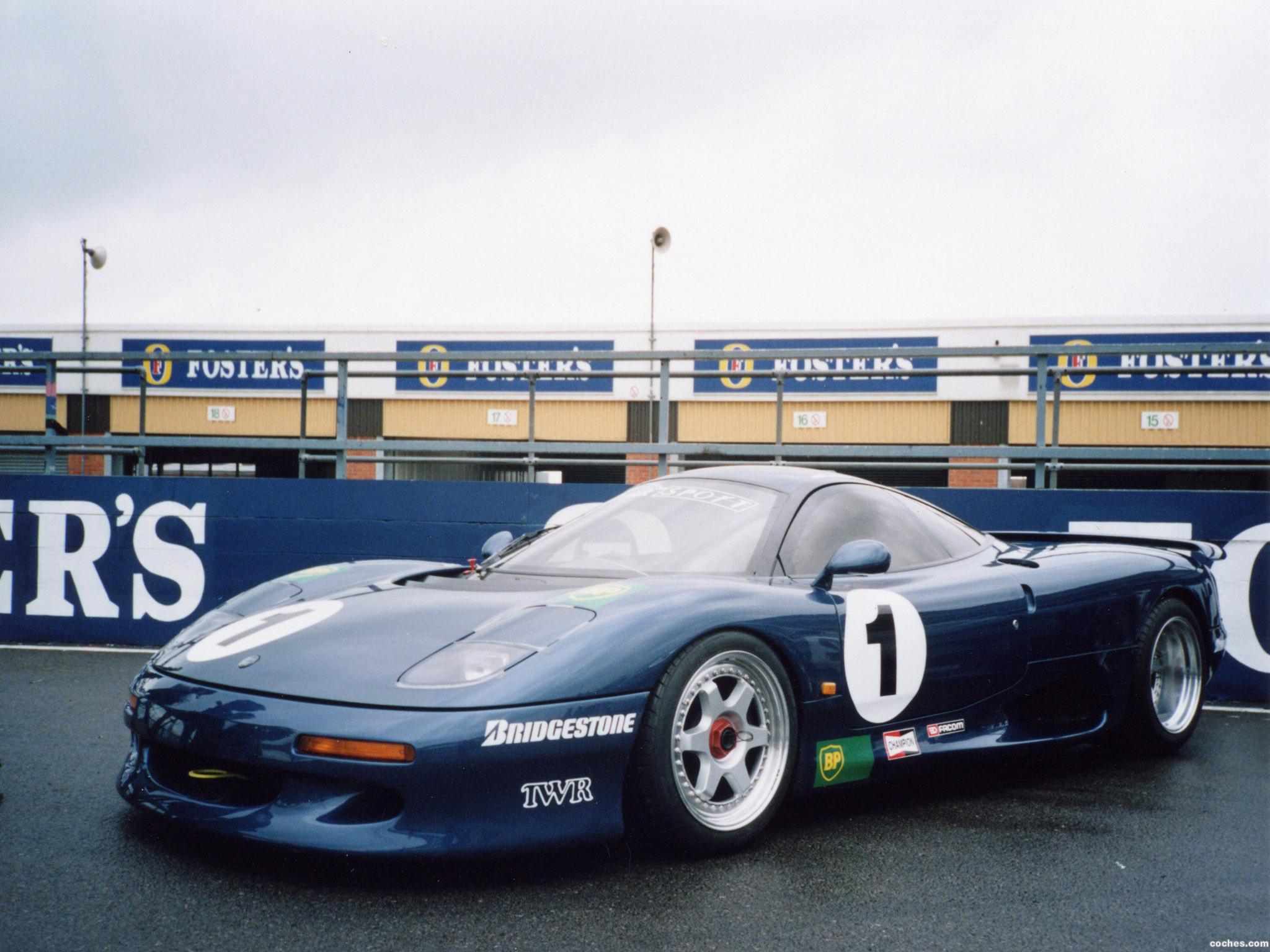 Foto 0 de Jaguar XJR 15 1990
