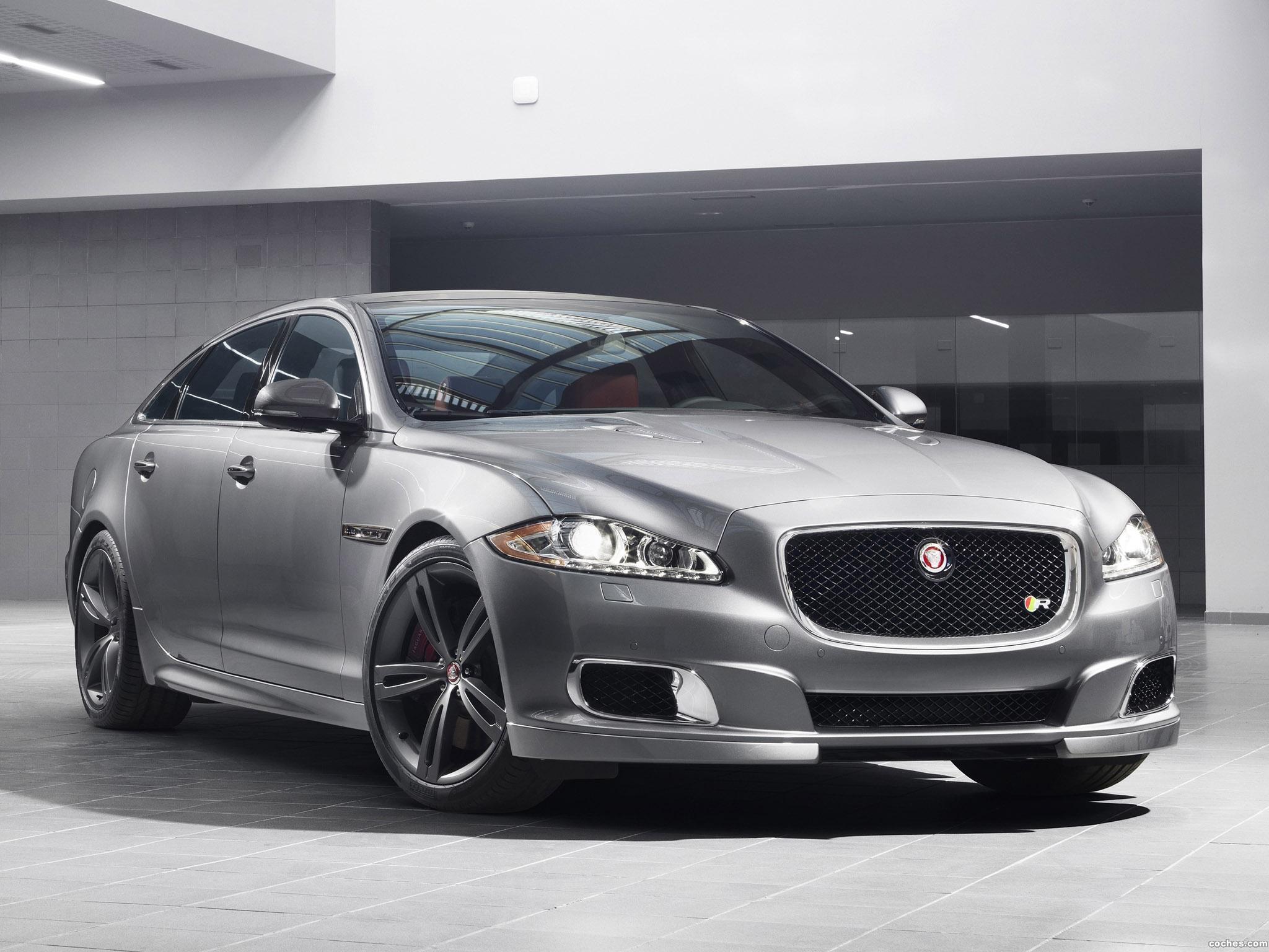 Foto 0 de Jaguar XJR 2013