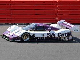 Ver foto 2 de Jaguar XJR 11 1990