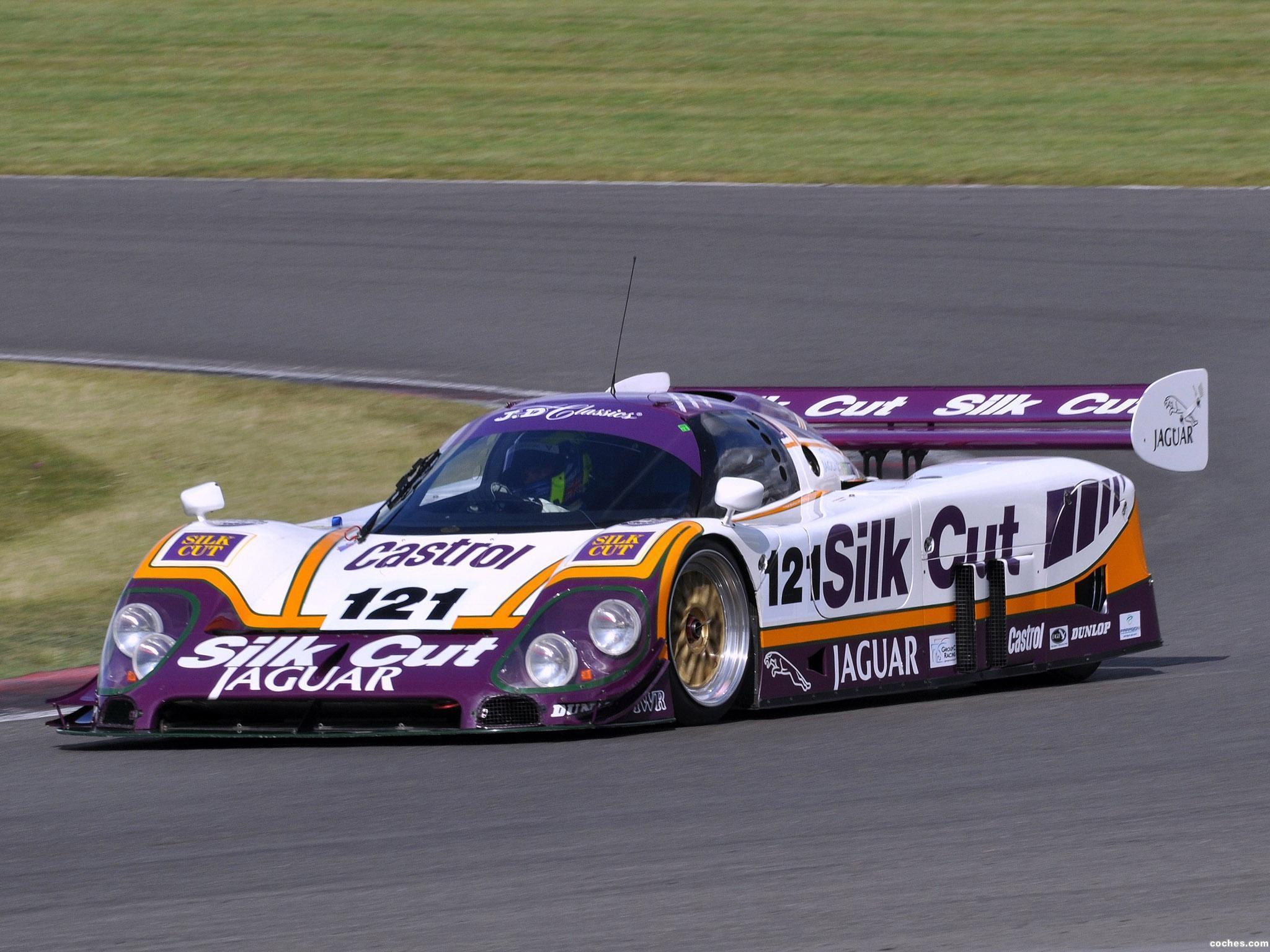 Foto 0 de Jaguar XJR9 1988