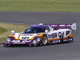 Fotos de Jaguar XJR9 1988