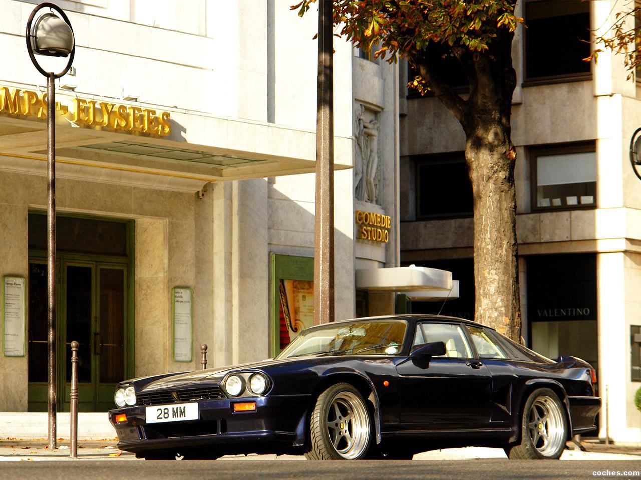 Foto 0 de Jaguar XJS 6.0 Lister Coupe 1991