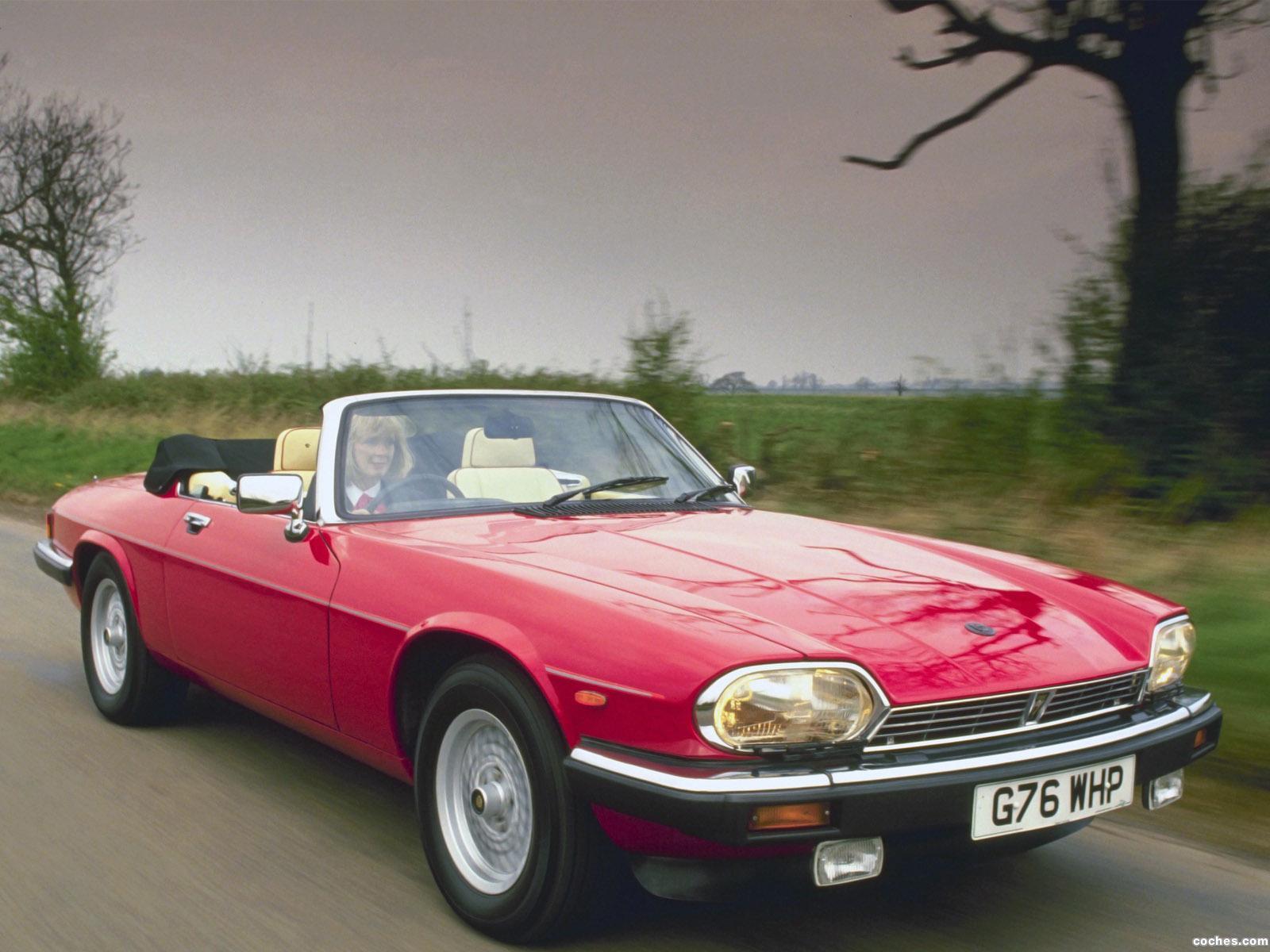 Foto 0 de Jaguar XJS Convertible 1975