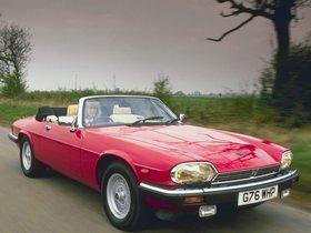 Ver foto 1 de Jaguar XJS Convertible 1975