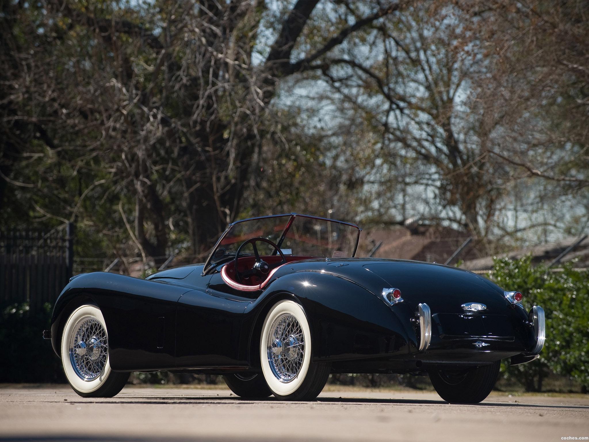 Foto 1 de Jaguar XK 120 Roadster 1949