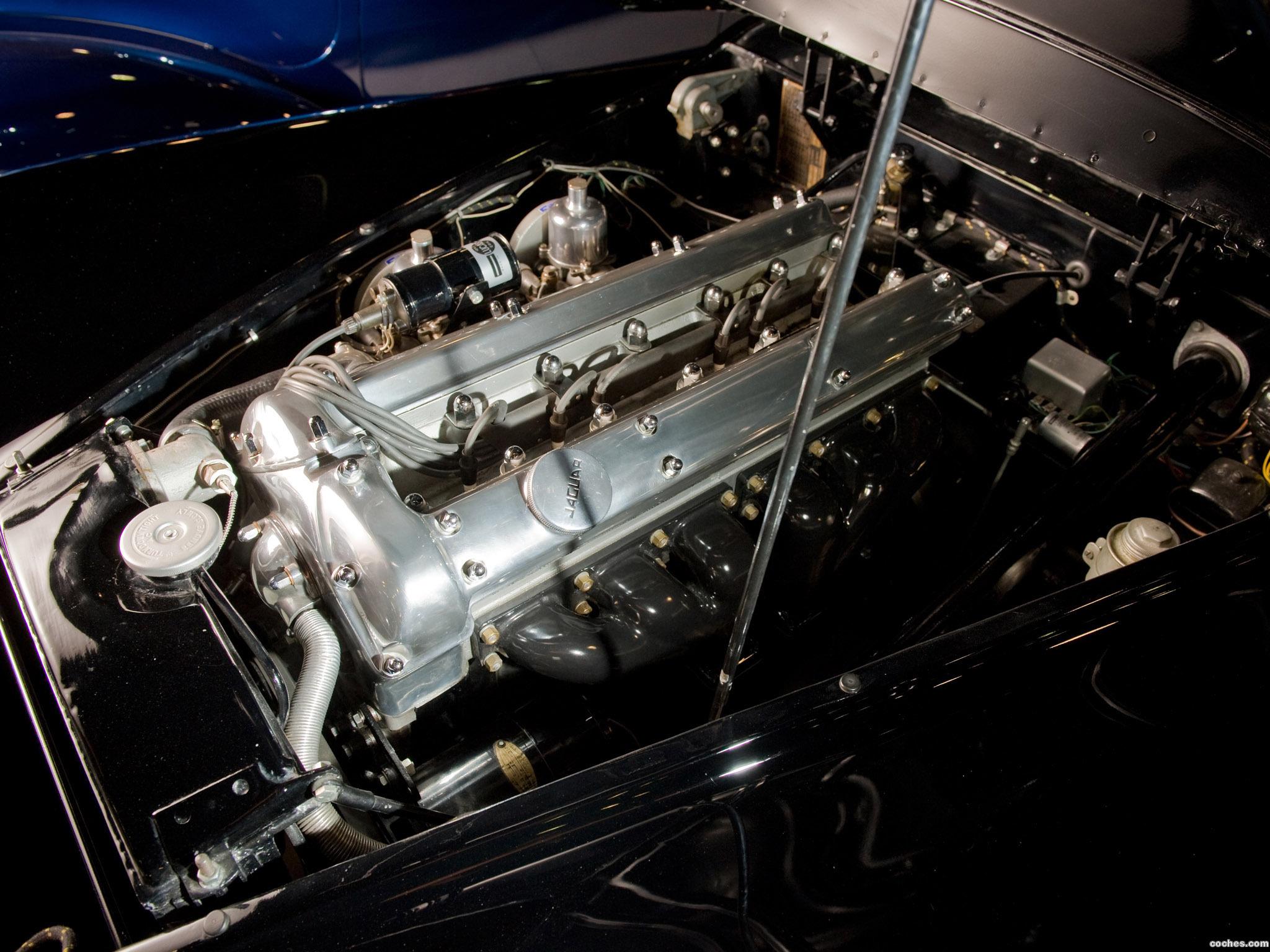 Foto 11 de Jaguar XK 120 Roadster 1949