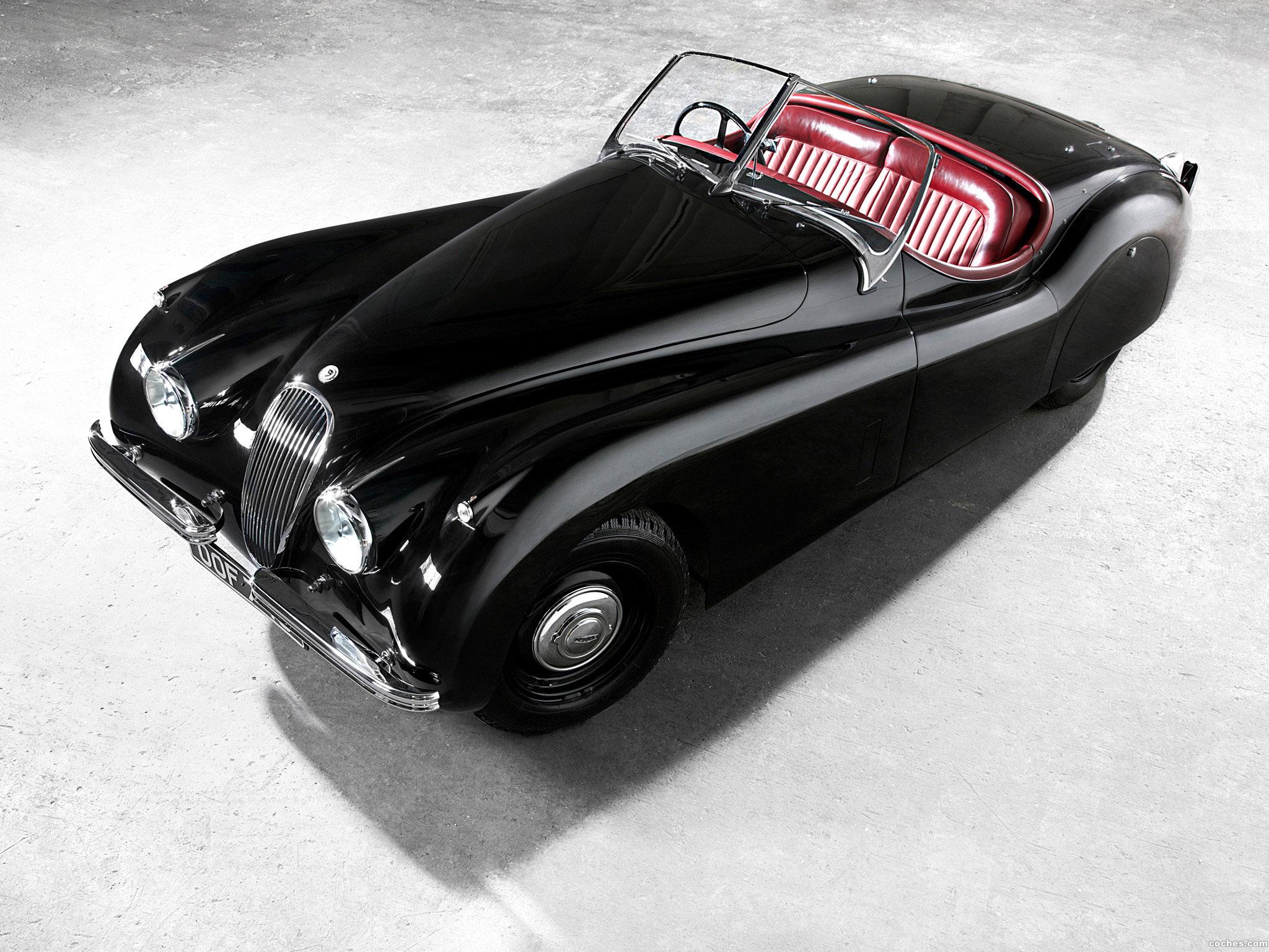 Foto 7 de Jaguar XK 120 Roadster 1949
