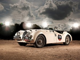 Fotos de Jaguar XK 120 Roadster 1949
