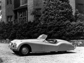 Ver foto 10 de Jaguar XK 120 Roadster 1949