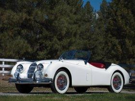 Fotos de Jaguar XK 140 Roadster 1954