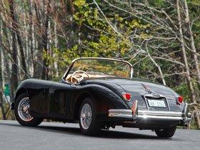 Ver foto 7 de Jaguar XK 150 Roadster 1951