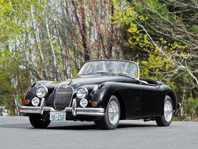Fotos de Jaguar XK 150 Roadster 1951