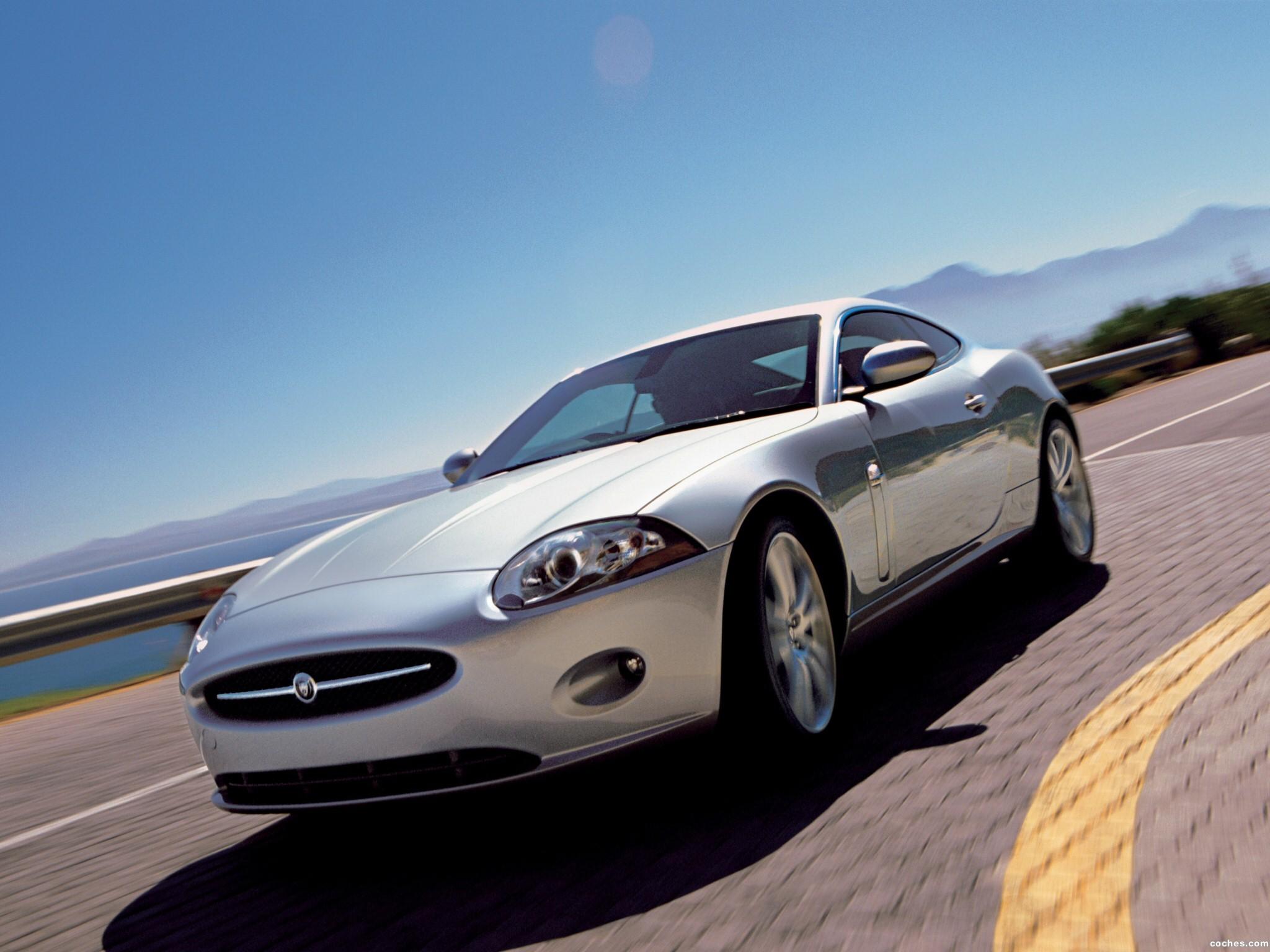Foto 10 de Jaguar XK 2006