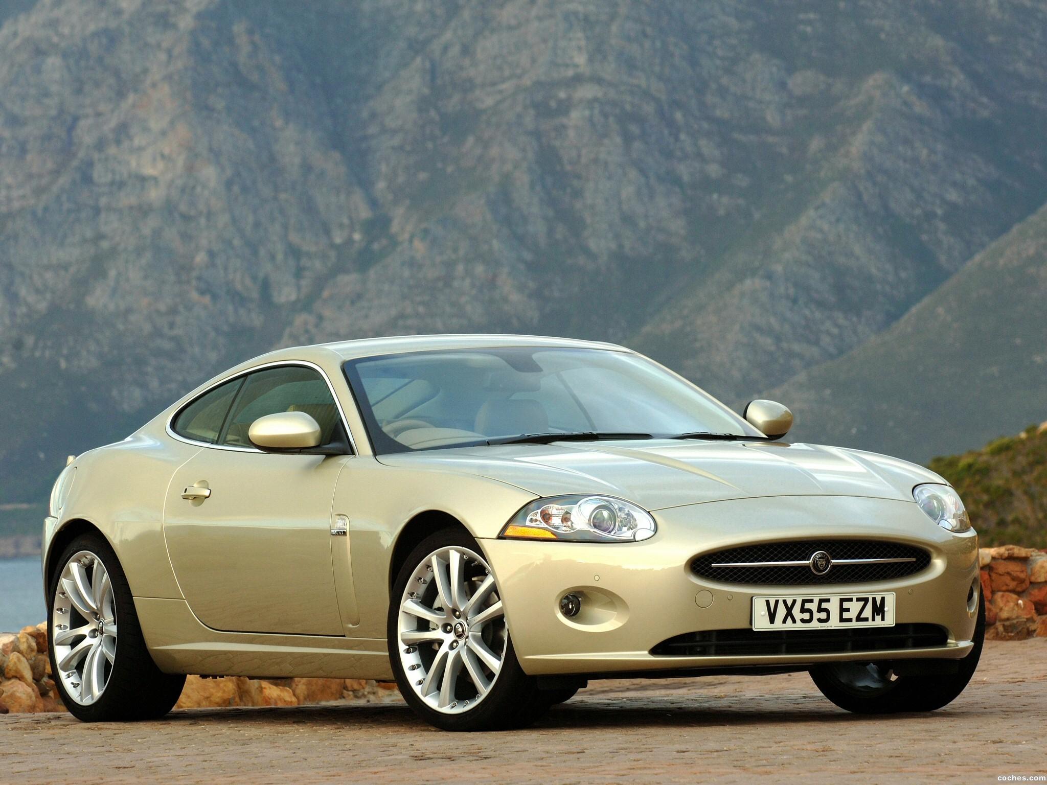 Foto 6 de Jaguar XK 2006