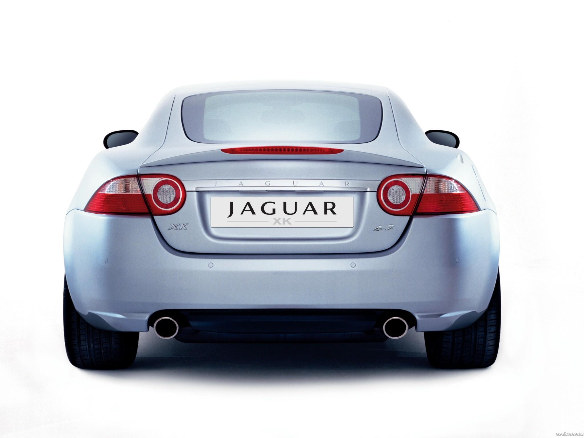 Foto 17 de Jaguar XK 2006