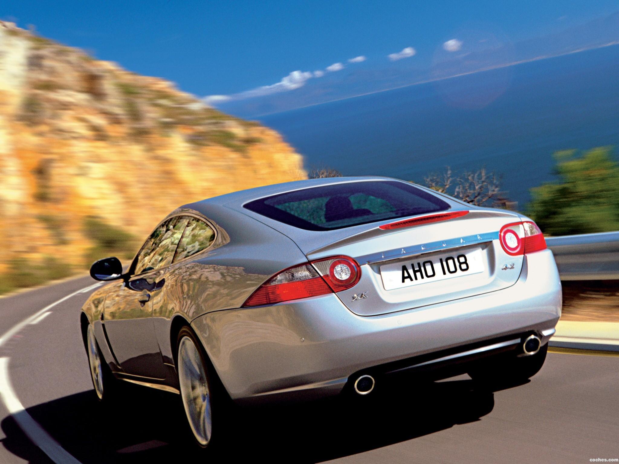 Foto 13 de Jaguar XK 2006