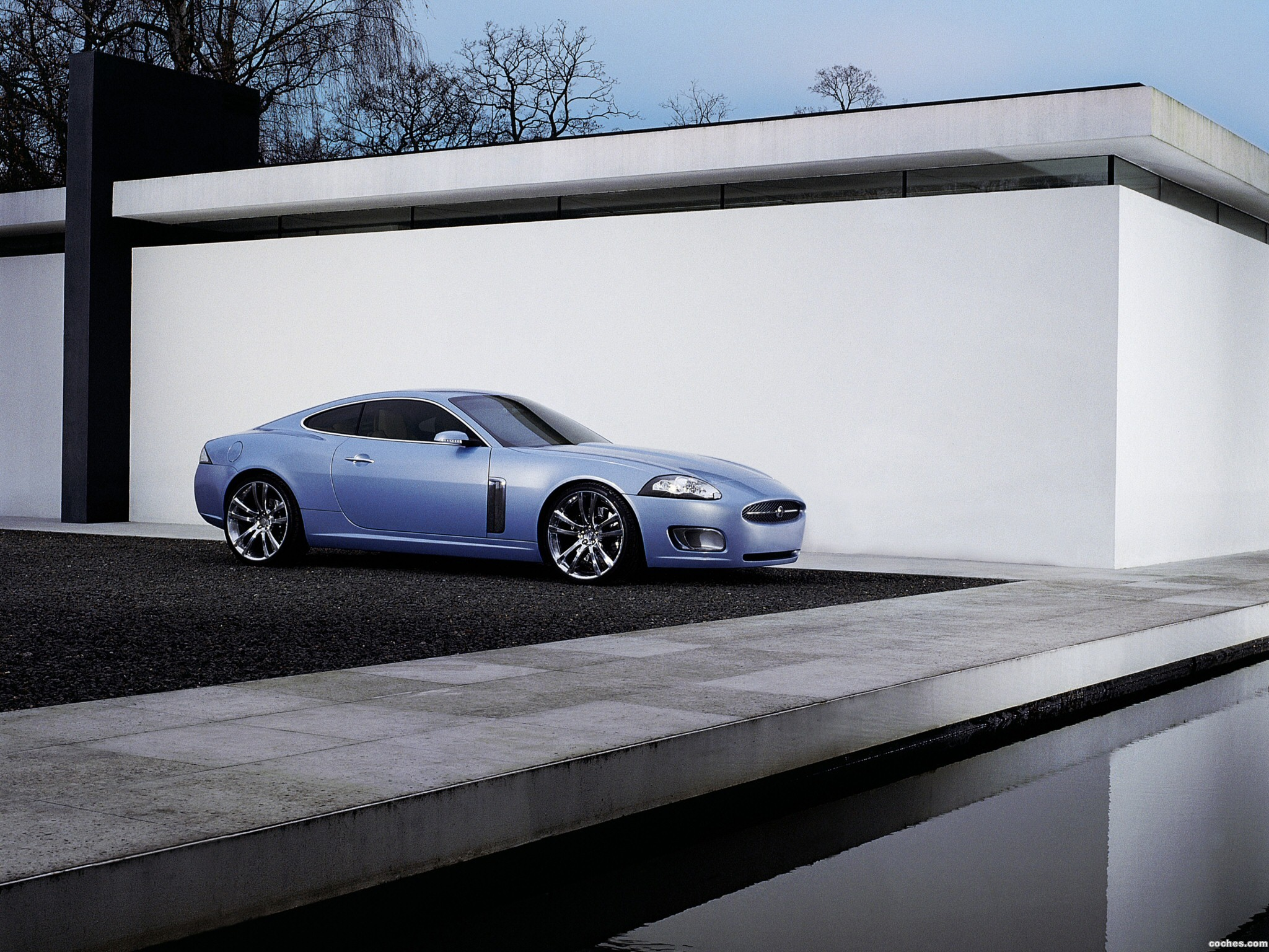 Foto 0 de Jaguar XK Advanced Lightweight Coupe ALW 2005
